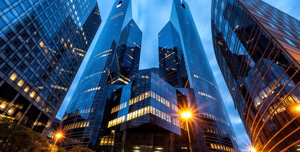 Jak buduje się nowoczesne biurowce?